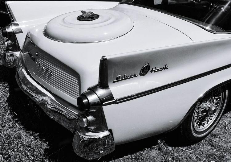 Studebaker Silver Hawk Classic Car Vintage Car Retro Car Car Cars Carporn Car Porn Outdoor No People