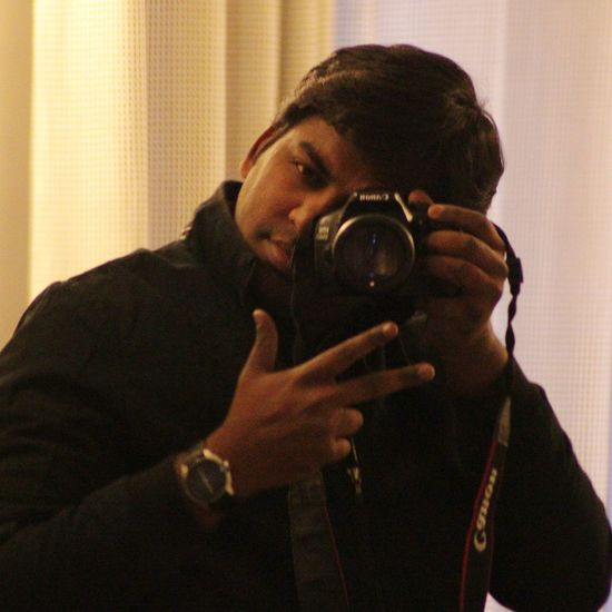 Me, My Camera And I Trichy