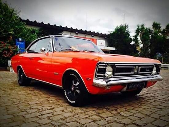 Opala Brasil Chevrolet Gm