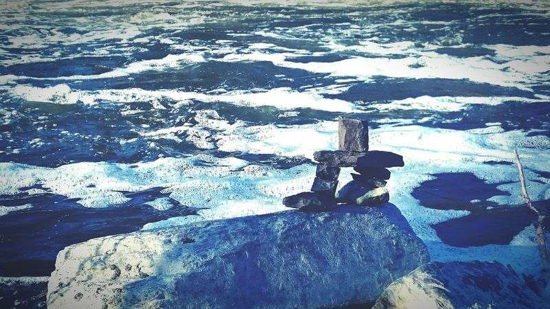 Blue Wave Ottawa Inuksuk Hog's Back