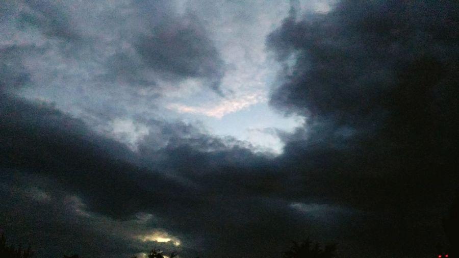 Nuvole Squarcio Blu Clouds
