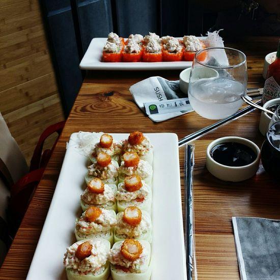 The Foodie - 2015 EyeEm Awards Sushi Time Sushi Sushilover Sushiroll