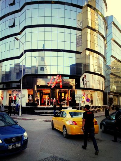 Taxi Magasin Boutique