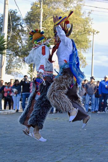 Quito Costume Cultures Ecuador Performance Real People Traditional Dances Traditional Festival