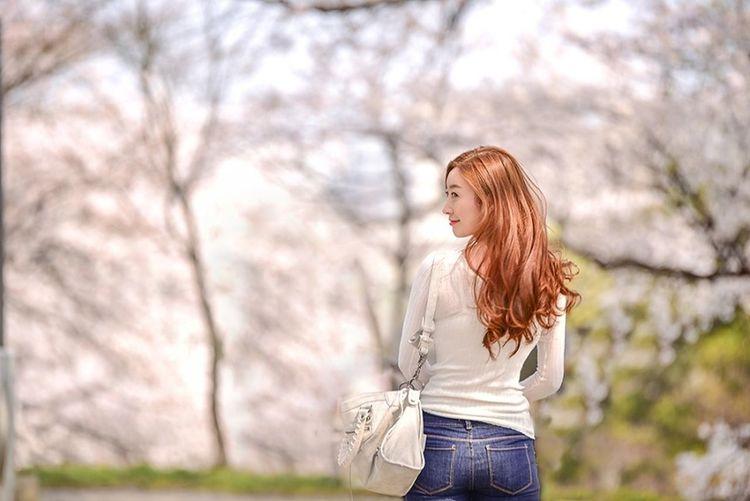 D750 Lovely Nikon Nikon D750 Portrait Portrait Of A Woman Springtime Tamron 70-200mm F/2.8 The 3rd Eye Photography