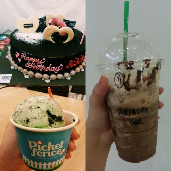 [052214] Birthday Desserts EyeEm Foodie