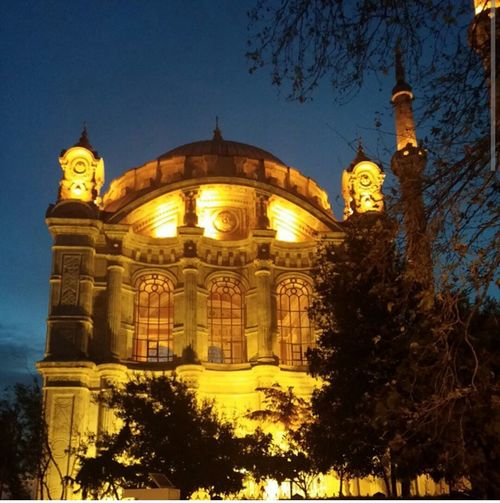 Takenbyme Ortaköy Istanbul Ortaköy Mosque Nightphotography Mosque Historical Building Historical Voyager Turkey