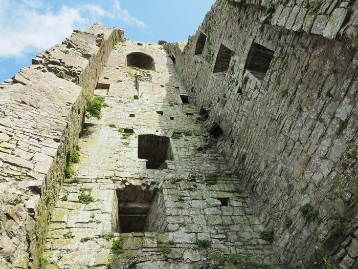 Ancient Ancient Civilization Architecture Bad Condition Brick Wall Building Exterior Built Structure Day Historical Building History Ireland Irish Low Angle View No People Old Ruin Outdoors Sky Sunlight The Past Travel Travel Destinations