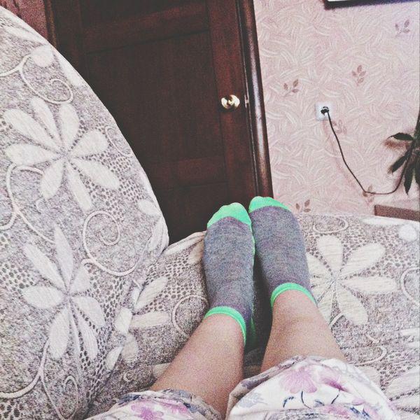 Всех м новым годом,а у меня есть Зеленые носочки,даа
