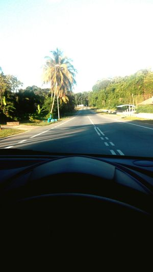 Ontheroad OffToSomewhere Cruising In My Car Earlymorning