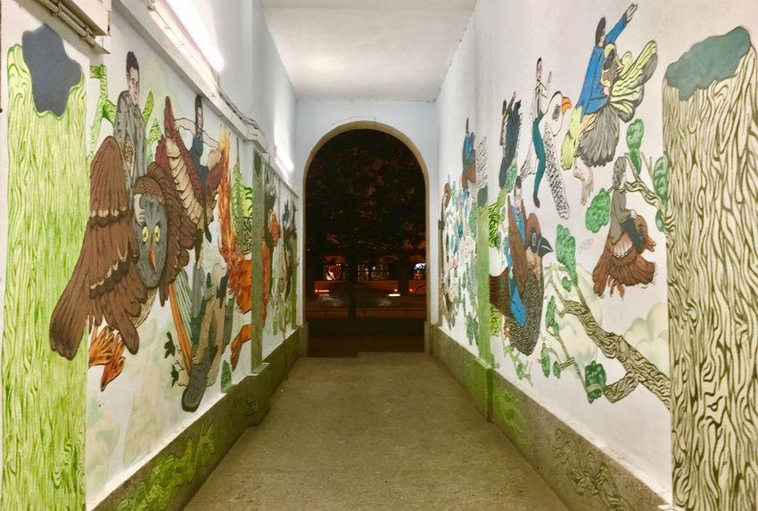 Grafiti Urban Grafting... Mural Mural Art Murales Murals Mural Painting Indoors  Graffiti Graffiti Art Legend Legends