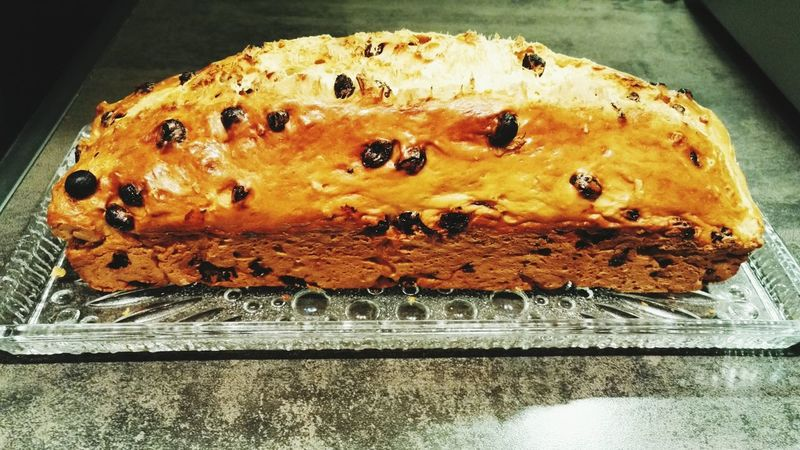 Food Delicous Bread Rosinen