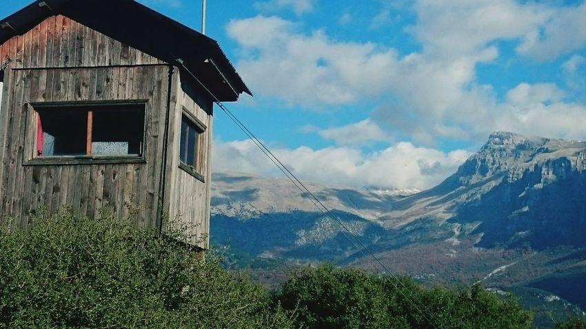 Mountain View Nature Outpost Zagoroxoria,greece Edge Of The World An outpost in Zagoroxoria, Greece!