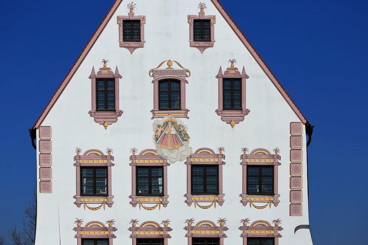 The hürbener wasserschlösschen sights of krumbach