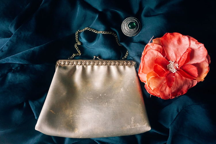 an old Holden purse and women accessories Silke Silk Satin Dress Outfit Outfit #OOTD Outfitoftheday Outfit Of The Day Purse Womenswear Fashion Textile Fabric Gift Studio Shot Luxury Females Textile Flower Fashion Clothing Close-up Precious Gem Gemstone  Expense Jeweller Purse Semi-precious Gem Jewelry Diamond Ring