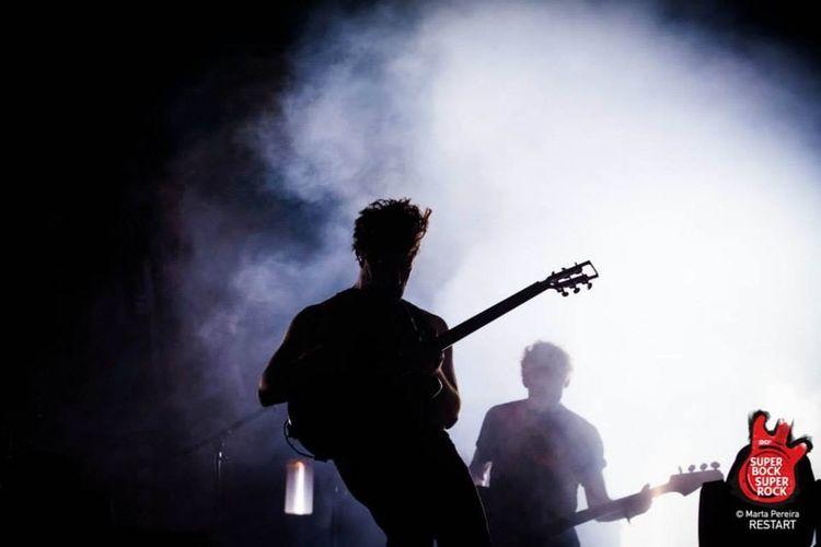 Foals Music Imagenscommúsica Musicphotographer Musicphotography Concerts SuperBockSuperRock Ilovethisjob