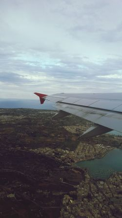 Malta from above :3