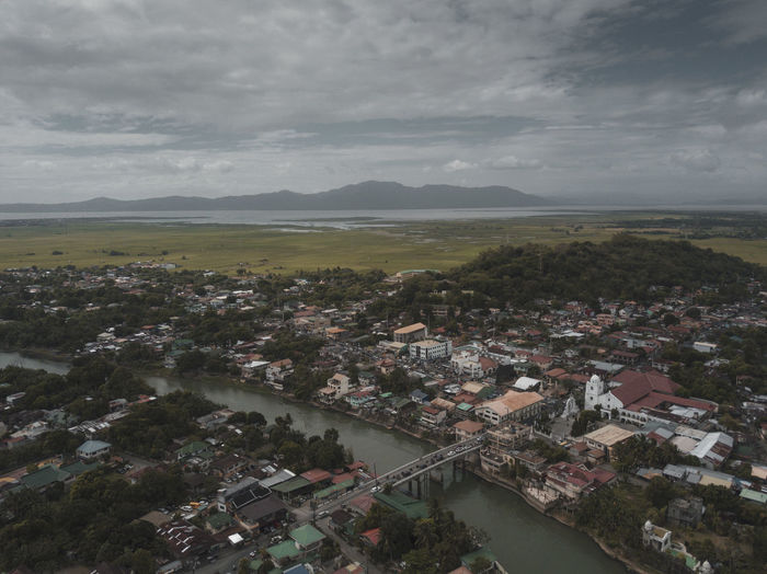 Pagsanjan, Laguna April 2018 DJI Mavic Pro EyeEm Best Shots Eyeem Philippines KaraMavicPro Aerial Photography Architecture Building Building Exterior Built Structure City Cityscape Cloud - Sky Day Dronephotography Environment High Angle View Laguna, Philippines Nature No People Outdoors Pagsanjan Pagsanjan, Laguna Residential District Scenics - Nature Sky Town TOWNSCAPE Water