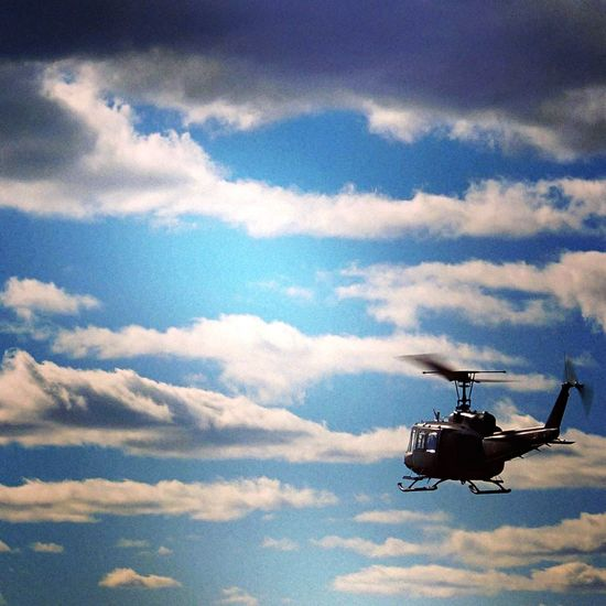 Clouds And Sky Fly Aviation Sky Helicopter JGSDF Taking Photos