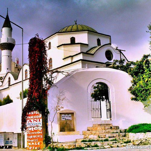Kaş yeni cami (eski Rum kilisesi) günaydın hayırlı cumalar olsun dostlarım