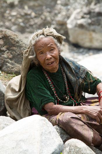 Nepal Looking