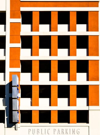 Orange Color No People Day Architecture Outdoors Close-up The Architect - 2017 EyeEm Awards