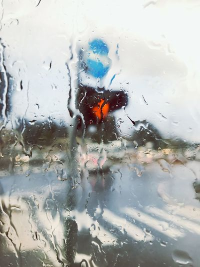Window Water Rain Day Wet Car Close-up Outdoors Nature No People Backgrounds Sky Winter Street Photography Streetphotography מייסטריט Adapted To The City The City Light