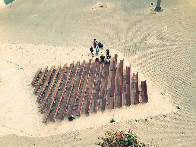 Walking Around Architecture Parc De La Mar EyeEm Gallery Urbanphotography Built Structure Rincones De Palma