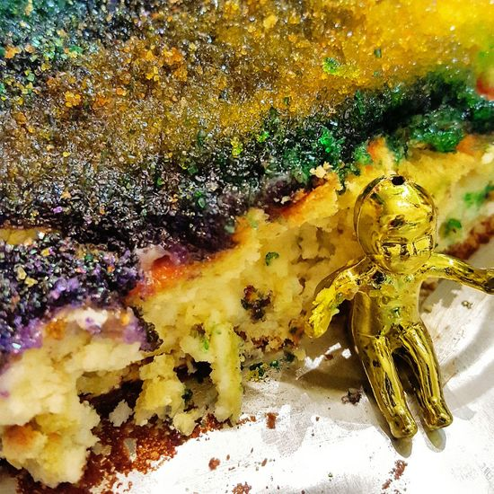 Colors Of Carnival Celebration Party Time Mardi Gras Mardi Gras Time Mardigras2016 Enjoying Life KingCake  Louisiana