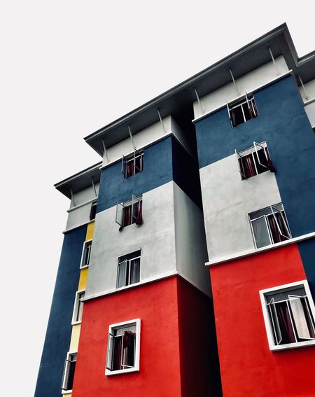 Building Exterior Architecture Red Building Building Story Sky Eyemphotography Malaysia Upsi Educationuniversity First Eyeem Photo