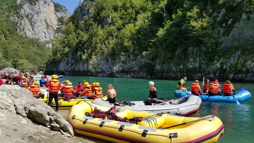 Short break - rafting tour Tara-Drina. Enjoying Life Beautiful Nature Tara River Tara Canyon Drina River Raftingintheriver Rafting!!