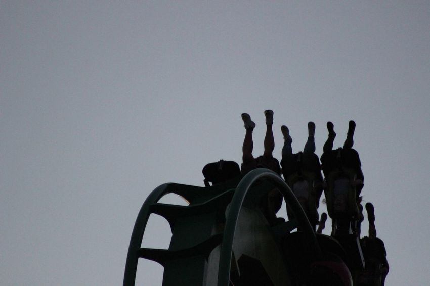 Roller Coaster Capital Of The World Speed Flippedover Many Feet Feet Cedar Point Roller Coaster Fun The Magic Mission