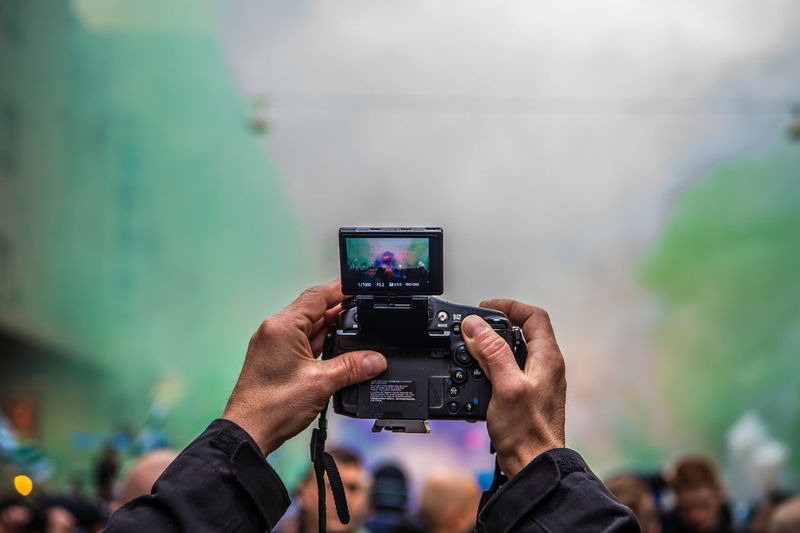 Camera Clicking Communication Connection Device Screen Holding Home Leisure Activity Memories Person Photo Messaging Photographing Photography Themes Portability Portable Information Device Screen Selfie Smart Phone Smoke Technology Telecommunications Equipment Telephone Booth Using Phone Wireless Technology