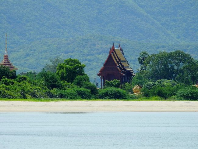 Ao Noi Jungle Sand Real Thailand Thailand Let's Go. Together. The Gulf Of Siam Beach Photography Beach Temple Buddha Summer ☀ Sunny Day 🌞 Bay PrachuapKhiriKhan EyeEmNewHere Summertime Prachuap Khiri Khan EyeEm Selects