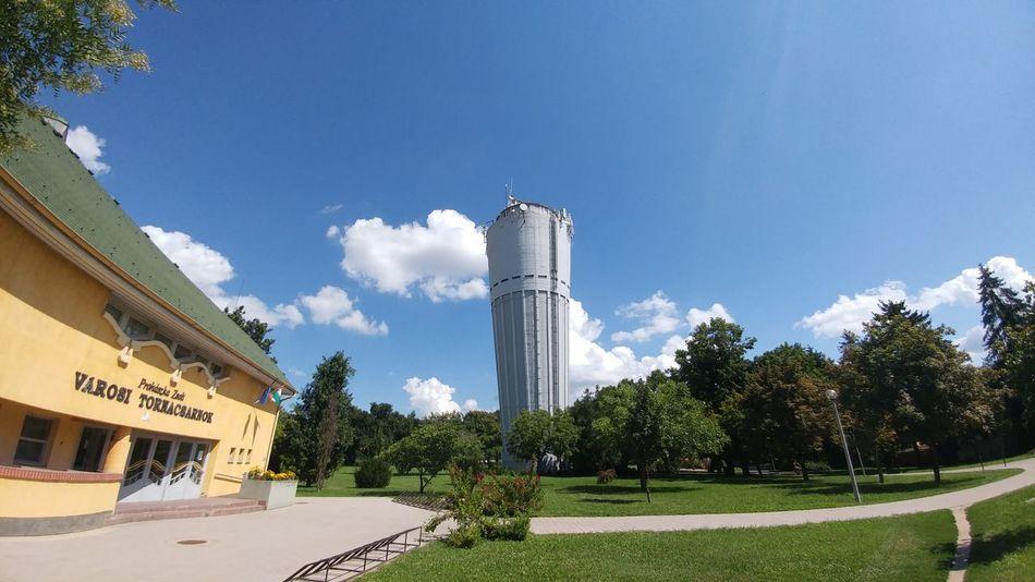 Gyula, Hungary Watertower Bestoftheday Gyula Hungary