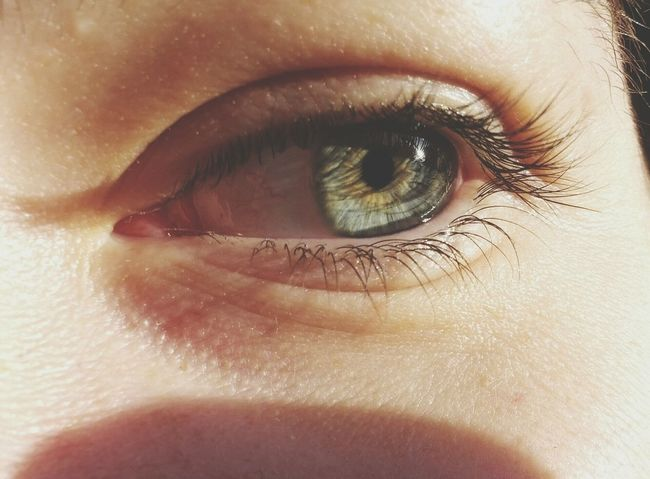 Шикарная радужка!*-* My_foto Eye Beautiful