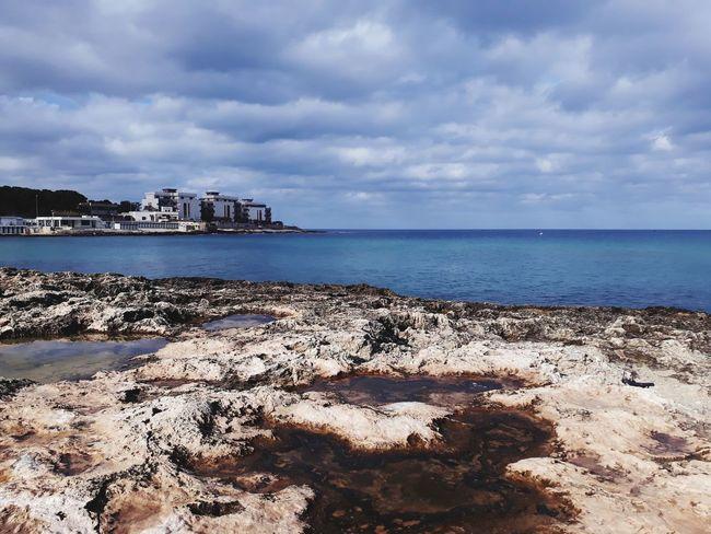 Beach Sea Sand Sky Cloud - Sky Landscape Vacations