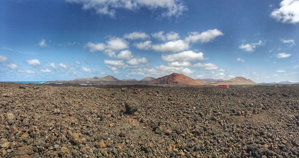 In the desert you can't remember your name...!🎵 Check This Out Magnificent Earthquake Rocks And Water Mars Pebbles Earth Clay EyeEm Best Shots - Landscape Eye4photography  EyeEm Nature Lover IPhoneography Volcanoes Earth_Collections Lanzarote Incredible Lonely Timanfaya Rock Lava Colors Volcano Rocks