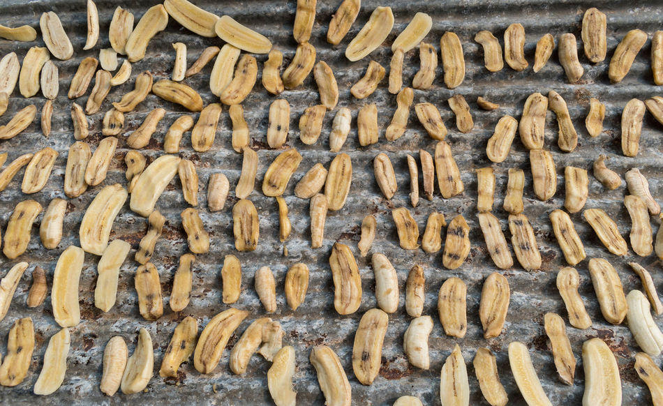 sun-dried banana Banana Eating Food And Drink Food Preservation Tropics Fruits Pattern Sun-dried Banana