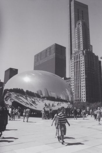 Tourists everywhere Chicago Chicago Bean Chicago Skyline Chicago Architecture Exploring Film No Filter Travel Black And White Black And White Photography Cloud Gate Film Photography EyeEm Ready   An Eye For Travel The Graphic City Summer Exploratorium Adventures In The City Focus On The Story The Architect - 2018 EyeEm Awards The Street Photographer - 2018 EyeEm Awards The Traveler - 2018 EyeEm Awards #urbanana: The Urban Playground Summer In The City