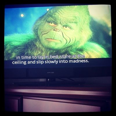 "6. ""The Grinch"" Mysoulmate Llorandoderisa 100happydays Anitalavalatina"