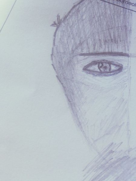 Bored Drawing