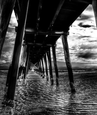 Largs Bay South Australia Taking Photos Black And White Photography Black & White Under The Jetty Storm Clouds Jetty View Pier Beach Photography Seascape Cloudscape Seascape Photography Seascape #naturelover Beautiful Nature Dark Clouds Stormy Weather Winter Landscape Winter Clouds Dark Days Ocean Photography Ocean View Landscape_photography SeaScapePhotography EyeEm Gallery Eye4photography  Nature_collection Nature Photography