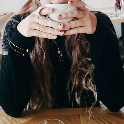 Coffee love ☕😍 Coffee Relaxing Taking Photos Close-up Travelphotography Cappuccino Enjoying Life Coffee Cup