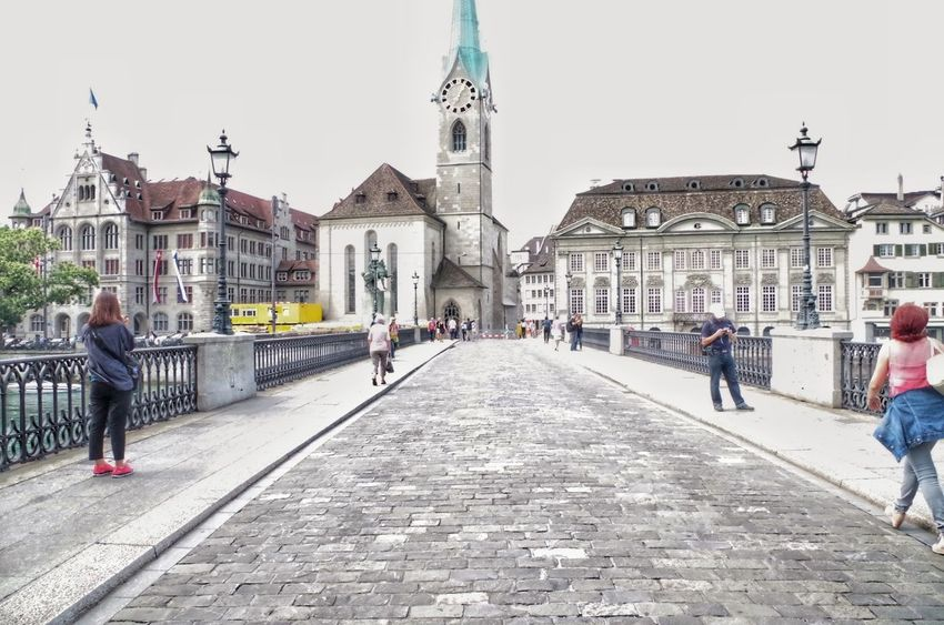 Münsterbrücke Zürich