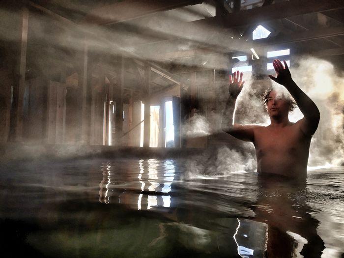 Bathhouse magic