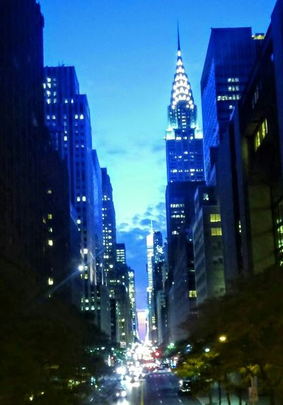 Blue NYC. Overnight Success NYC Photography NYC Street Photography Nycprimeshot NYC Skyline Nycphotography Nyc Photo Nycarchitecture NYC Nycsights Blue Blue Sky Blue Hour Blue Color Blue Skies