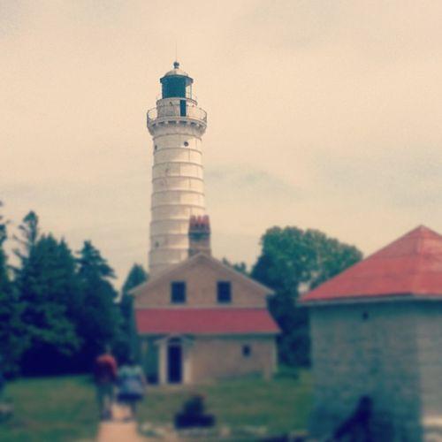 Cana Island Lighthouse Doorcounty Lighthouse Canaisland