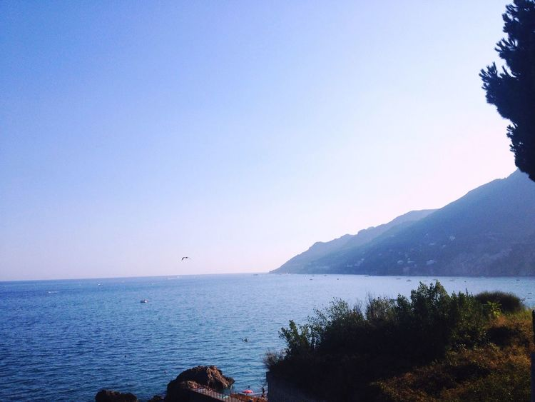 Italia Sea Coast Vietri Travel Loveitaly International
