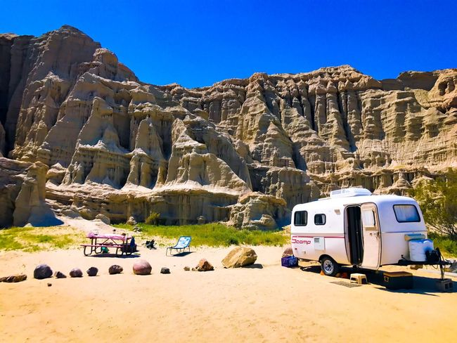 Peace And Quiet Caves Tent Hills Hillshaveeyes Nature Mountain Day Transportation Desert Outdoors Scenics Mountain Range Travel Destinations Redrockcanyon Motorhome Camping The Great Outdoors - 2017 EyeEm Awards